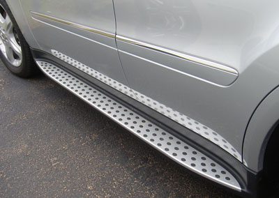 Truck Accessories Side Steps